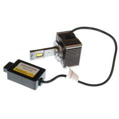 Акция на Комплект LED ламп ALed X D1S/D1R 40W 6000K для подключения к ксеноновому блоку HID от Allo UA