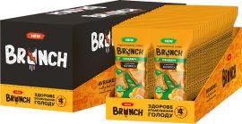 Акция на Упаковка мультизлаковых снеков Brunch сэндвич с кусочками натурального абрикоса 56 г х 28 шт (4823105807390) от Rozetka