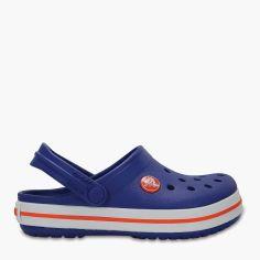 Акция на Кроксы Crocs Crocband Clog Kids 204537-4O5-J2 33 20.8 см Cerulean Blue (0887350924848) от Rozetka