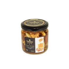 Акция на Мед Пасіка ассорти из орехов, 230 г от Auchan