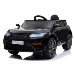 Акция на Электромобиль джип Car4Kids T-7834 с EVA колесами на радиоуправлении и с МР3 + 2 мотора по 20 Вт Черный от Allo UA