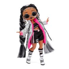 Акция на Кукольный набор LOL Surprise OMG Dance Брейк-данс Леди (117858) от Будинок іграшок