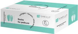 Акция на Набор носков для педикюра Shelly 25 шт (4823099501649) от Rozetka