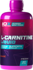 Акция на Жиросжигатель 10X Nutrition L-Carnitine жидкий 500 мл Клубника (525272730771) от Rozetka