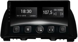 Акция на Автомагнитола штатная Gazer CM5509-KE для Mazda CX-5 (KE) 2012-2016 от Rozetka