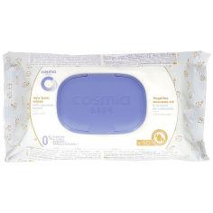 Акция на Влажные салфетки для детей Cosmia Календула 912775, 50 предметов от Auchan