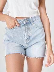 Акция на Шорты джинсовые Remix 3578 XL Голубые (Rem2200000045010) от Rozetka