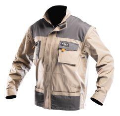 Акция на Neo Tools Куртка рабочая 2 в 1, 180 г/м2, ISO, M/50 (81-310-M) от Repka