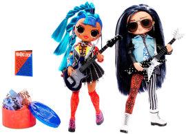 Акция на Игровой набор с двумя куклами L.O.L. SURPRISE! серии O.M.G. Remix - Дуэт (567288) от Stylus