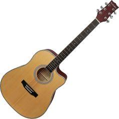 Акция на Акустическая гитара Parksons JB4111C (Natural) от Stylus