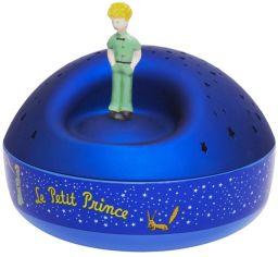 Акция на Ночник музыкальный Trousselier с проекцией Звездное Небо Маленький Принц 12 см (5030) (3760119606575) от Rozetka