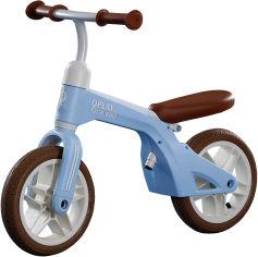 Акция на Беговел детский Qplay Tech AIR Blue (QP-Bike-002Blue) от Rozetka