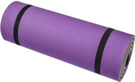 Акция на Коврик Champion туристический для пикника и кемпинга 00502-2 1800х600х16 мм Фиолетово-серый (CHM00502-2) от Rozetka