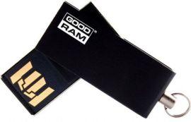 Акция на USB флеш накопичувач Goodram GOODDRIVE Cube 64GB (UCU2-0640K0R11) от Територія твоєї техніки