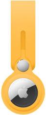 Акция на Apple Holder Loop Sunflower for AirTag (MK0W3) от Stylus