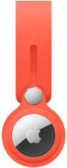 Акция на Apple Holder Loop Electric Orange for AirTag (MK0X3) от Stylus