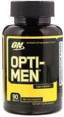Акция на Optimum Nutrition Opti-Men 90 tabs от Y.UA