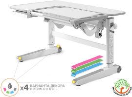 Акция на Детский стол Mealux Kingwood Multicolor Tg (арт. BD-820 TG/MC) от Stylus