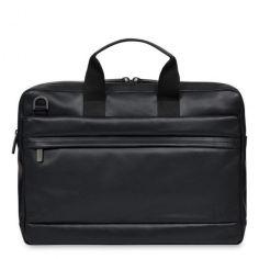 """Акция на Knomo Roscoe Briefcase Black (KN-45-202-BDD) for MacBook 15"""" от Y.UA"""