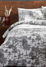 Акция на Постельное белье 2-спальное English Home от Lamoda