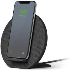 Акция на Native Union Wireless Charger Dock Fabric Slate (DOCK-WL-FB-GRY) от Stylus