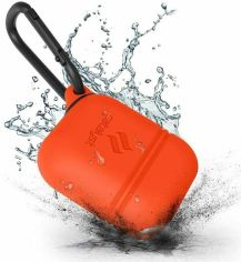 Акция на Чехол для наушников Catalyst Waterproof Case Sunset (CATAPDSUN) for Apple AirPods от Stylus