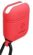 Акция на Чехол для наушников Catalyst Waterproof Case Coral (CATAPDCOR) for Apple AirPods от Stylus