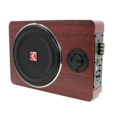 Акция на Автомобильный сабвуфер 8'' KUERL K-F806APR аудио акустика динамики в авто максимальная мощность 600 Вт (F_3512-10135) от Allo UA