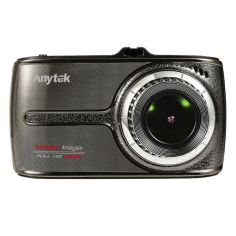 Акция на Видеорегистратор Anytek G66 TF карта 170 градусов Night Vision сенсорный экран Full HD G-sensor карта памяти (F_3930-11281) от Allo UA