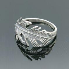 Акция на Серебряное кольцо Невесомость 20 размер от Allo UA
