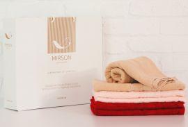 Акция на Набор банных полотенец MirSon №5099 Elite SoftNes Marvelous 70х140 6 шт (2200003525731) от Rozetka