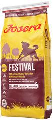 Сухой корм для привередливых собак Josera Festival с лососем и деликатным соусом 15 кг (4032254212607) от Stylus