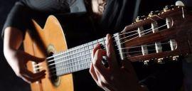 Акция на До 8 уроков игры на гитаре в «Art Mus» от Pokupon