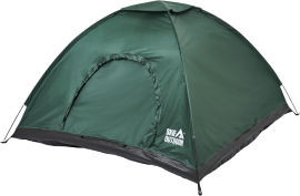 Акция на Палатка SKIF Outdoor Adventure I. 200x200 см Green (3890082) от Rozetka