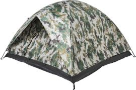 Акция на Палатка SKIF Outdoor Adventure II. 200x200 см Camo (3890089) от Rozetka