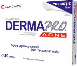 Акция на ДермаПро АКНЕ Schonen 30 капсул (000001270) от Rozetka