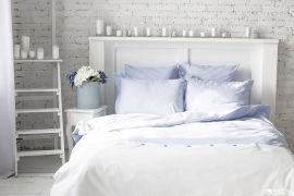 Акция на Комплект постельного белья Sleeper Set Поплин 2,5 семейный 145x210x2 Polka Dot (SS-PD-2,5) от Rozetka