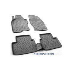 Акция на К/с Volvo S40 коврики салона в салон на VOLVO Вольво S40 (07-) п / у к-т от Allo UA