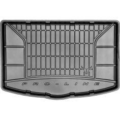 Акция на Коврик в багажник Toyota Yaris mkIII 5-дв. 2010-2020 без двухуровневого пола Тойота Ярис от Allo UA