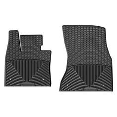 Акция на К/с BMW X5 коврики салона в салон на BMW БМВ X5 / X6 2014- передние, черные от Allo UA