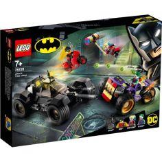 Акция на Конструктор Lego Super Heroes Побег Джокера на трицикле 76159 от Allo UA