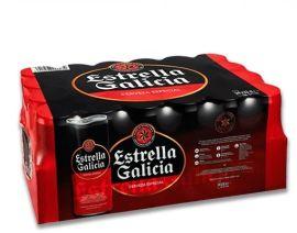 Акция на Пиво светлое Estrella Galicia Espesial ж/б 0,5л (PLK8412598000775) от Stylus