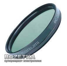 Акция на Светофильтр Marumi Circular PL MC 82 мм (62333) от Rozetka