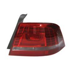 Акция на Volkswagen Passat B7 2011-2014 Задние (правый) фонари фары задние для VOLKSWAGEN Фольксваген Passat B7 2011-2014 внешний LED от Allo UA