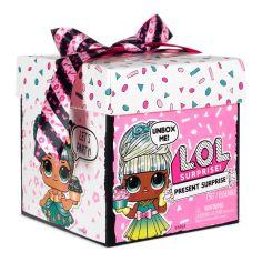 Акция на Набор-сюрприз LOL Surprise Present surprise Подарок (570660) от Будинок іграшок