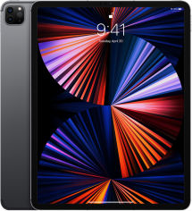"Акция на Apple iPad Pro 5 12.9"" 2021 Wi-Fi + Lte 256GB M1 Space Gray (MHNW3) от Stylus"