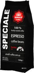 Акция на Кофе в зернах Amalfi Espresso Speciale 1 кг (4820163370323) от Rozetka