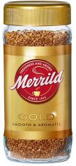 Акция на Кофе Lavazza Merrild Gold растворимый сублимированный 200 г (8000070201095) от Rozetka