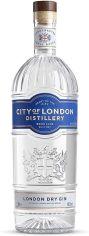 Акция на Джин City of London Distillery London Dry Gin 0.7 л 40.3% (5010375000456) от Rozetka