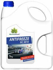 Акция на Охлаждающая жидкость GreenCool GC3010 Cиняя 5 л (4810737001678) от Rozetka